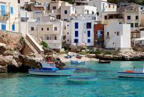 Levanzo, Tour in Barca Isole Egadi