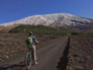 Escursioni MTB Etna 25 Aprile