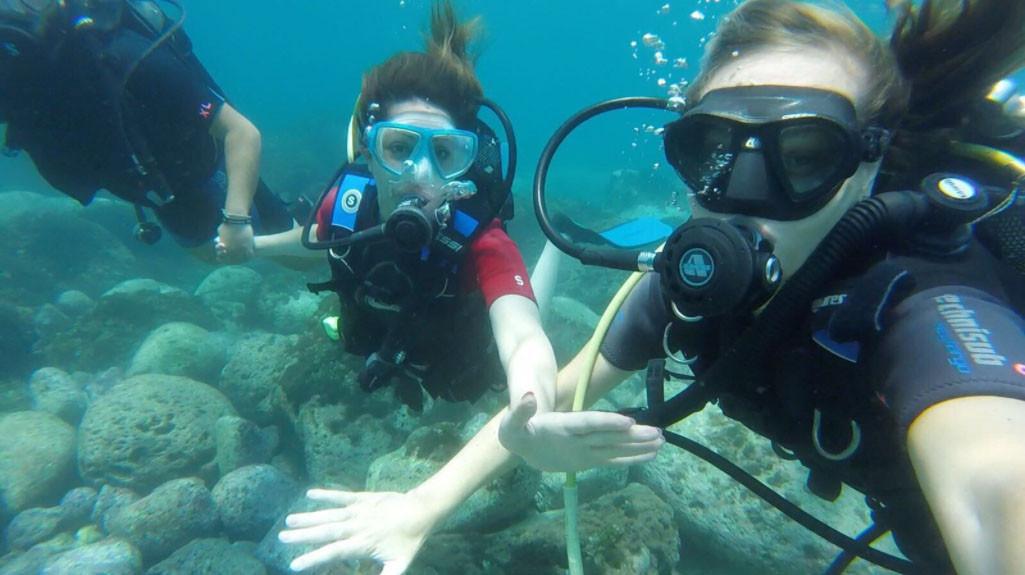 Scuba Diving Sicily for Beginners