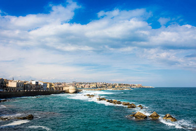 Vista Siracusa, Tour in Barca