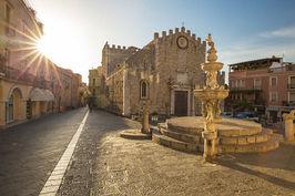 Centro Storico di Taormina
