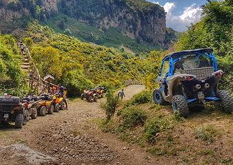 Escursioni Pasquetta in Quad