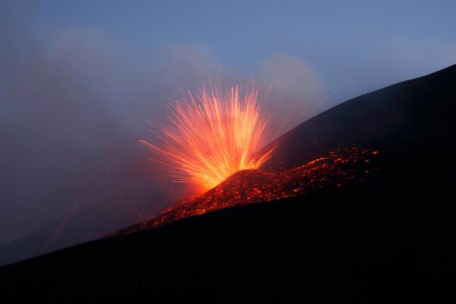 Eruzione Etna, Escursione Cratere Centrale Etna