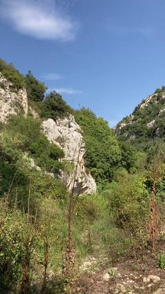 River Trekking Pantalica, Visitare Pantalica