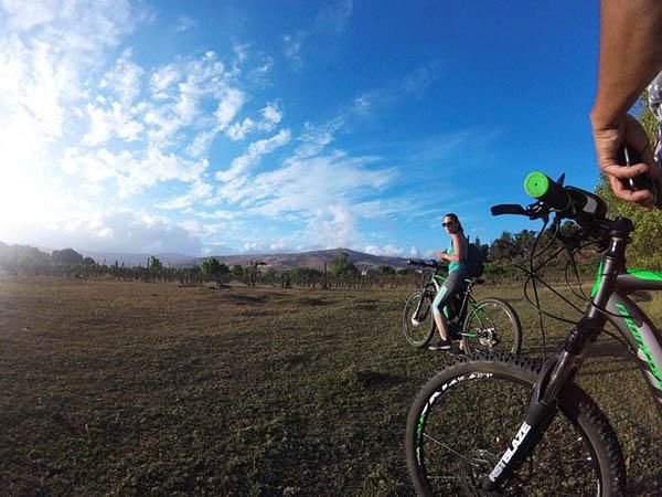 Itinerari bici Sicilia, Etna in MTB