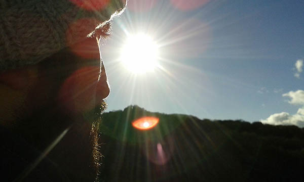 Visitare l'Etna, Sole sul vulcano
