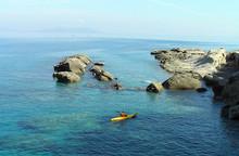 Paddling, Kayaking in Catania