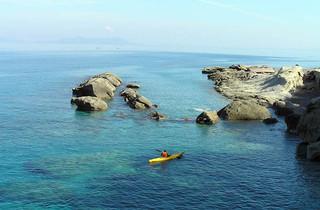 Isolotti, Escursioni in canoa Catania