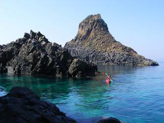 Kayak Excursion Catania
