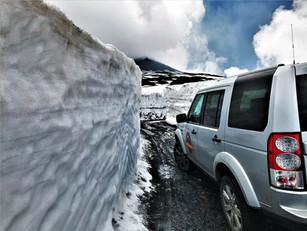 Escursioni Etna in Fuoristrada