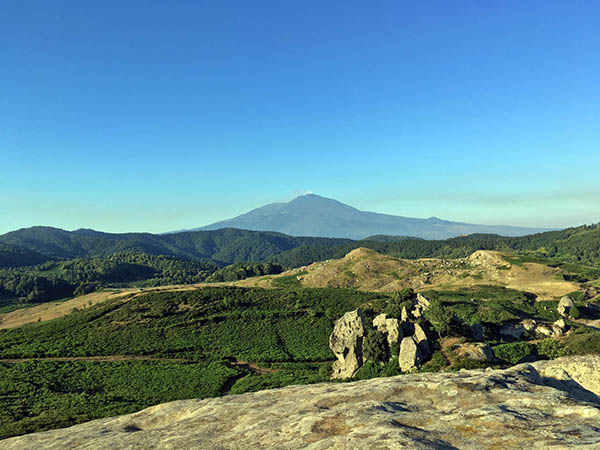 La Stonehenge Siciliana, Quad Tour