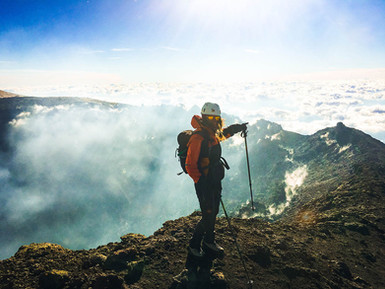 Escursione Cratere Centrale Etna