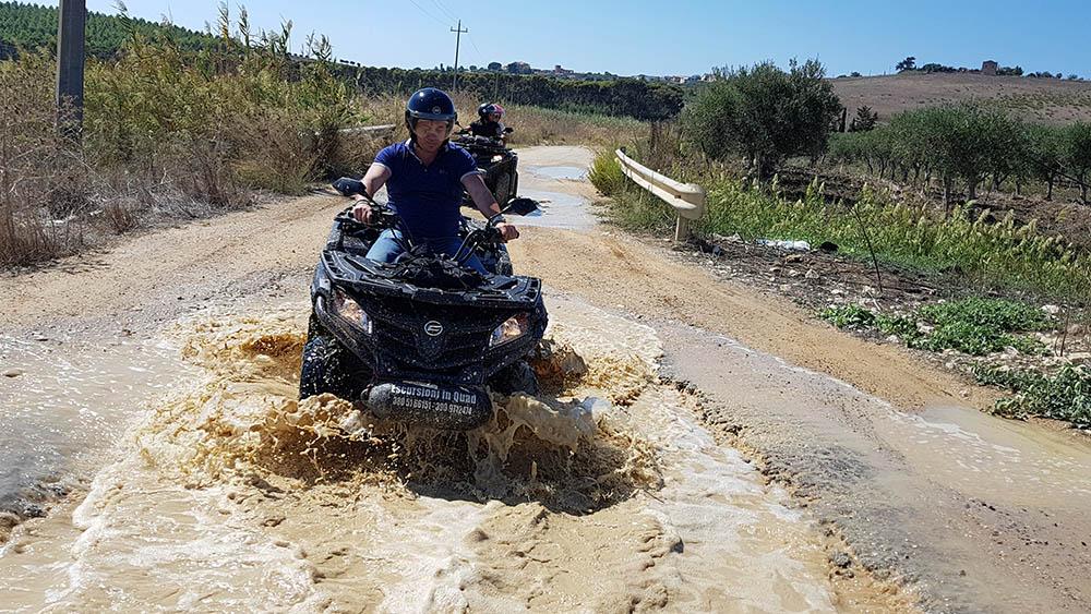 Cross Creek, Quad Bikes Sicily