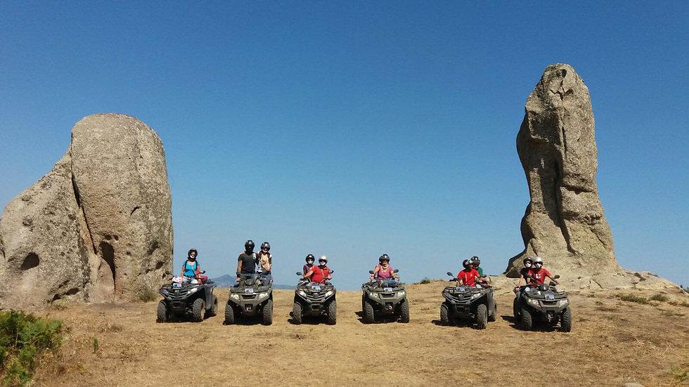 Quad Bikes Sicily, ATV Tour