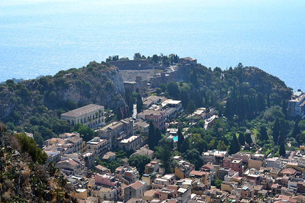 Taormina Quad Tour, Taormina Teather