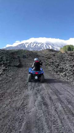 Etna and Alcantara Tour by Quad