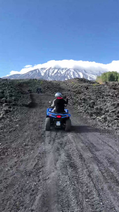 Etna and Alcantara Tour by Quad