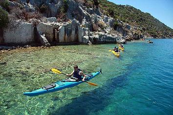Escursione in Kayak Taormina