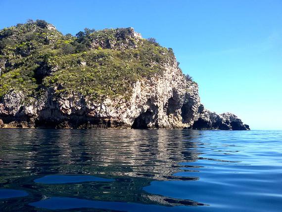 Grotta Azzurra Taormina, Escursioni in canoa Sicilia