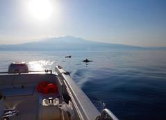 Vista Etna, Tour in Barca Sicilia