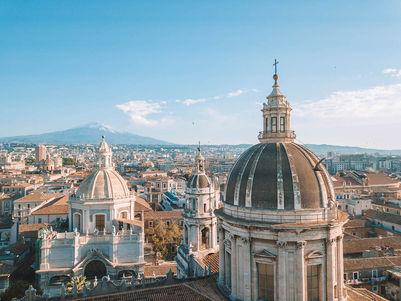 Tour Sicilia Orientale 4 Giorni