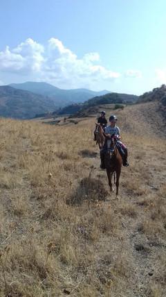 Panoramic place, Horse Adventure