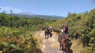 Excursion for Family, Etna