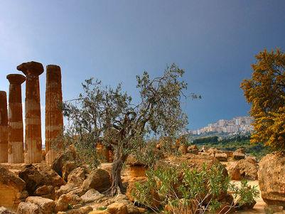 Weekend in Sicilia, Tour Unesco