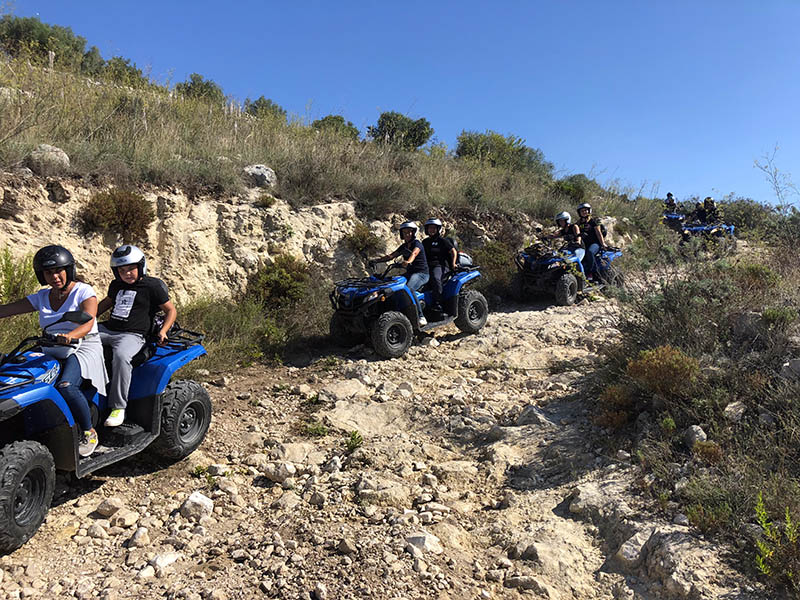 Off-road, Sicily Quad Bike Adventure