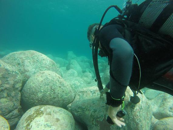 Lezioni di immersione subacquea