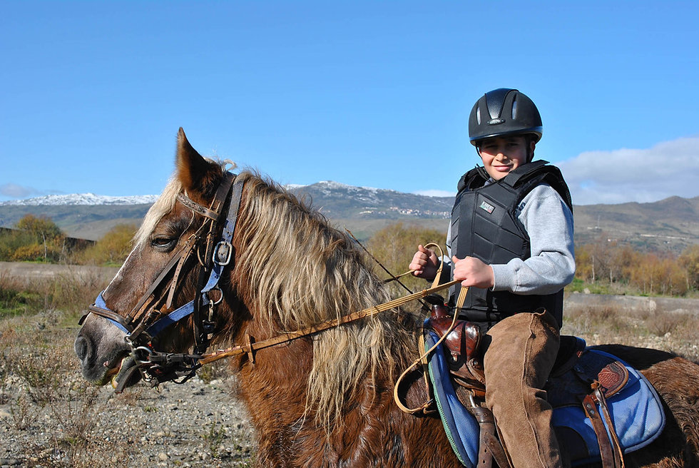 Passeggiata a Cavallo Etna