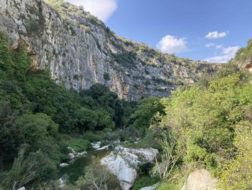 The ridge trail, Sicily Walking Tours