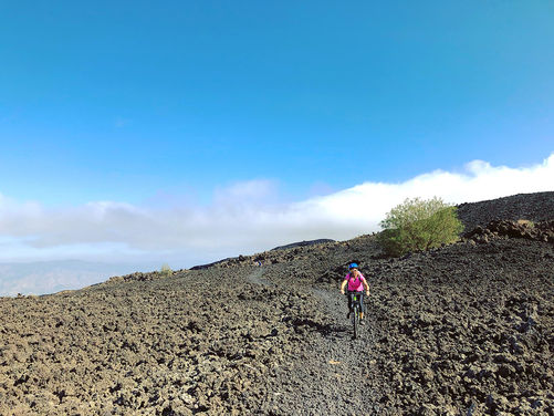 Escursione Etna in eBike