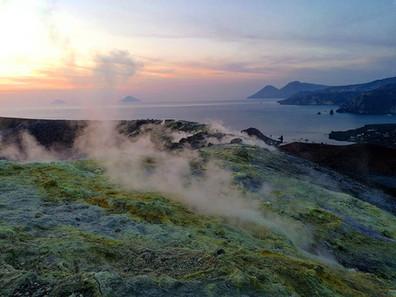 Panorama, Escursioni Isole Eolie