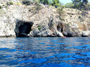 Escursioni Isola Bella Taormina, Kayak Taormina