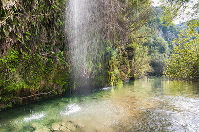 Fiume Anapo, Trekking Pantalica
