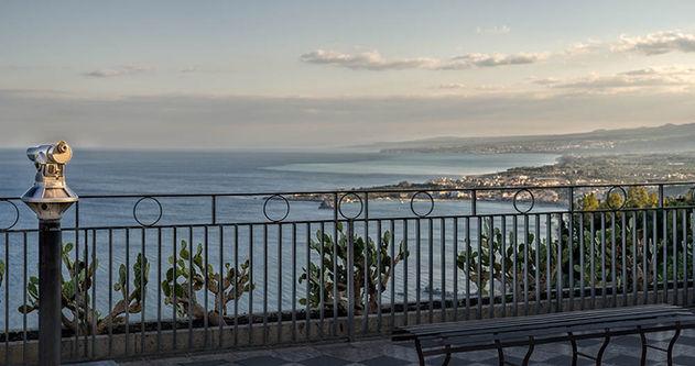 Terrazza vista Mare, Weekend Sicilia