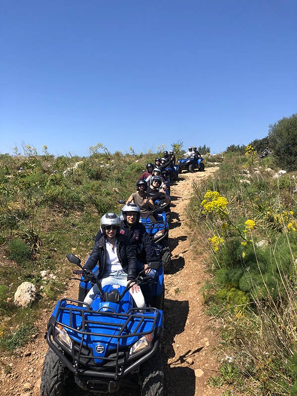 Fun, Sicily Quad Bike Adventure