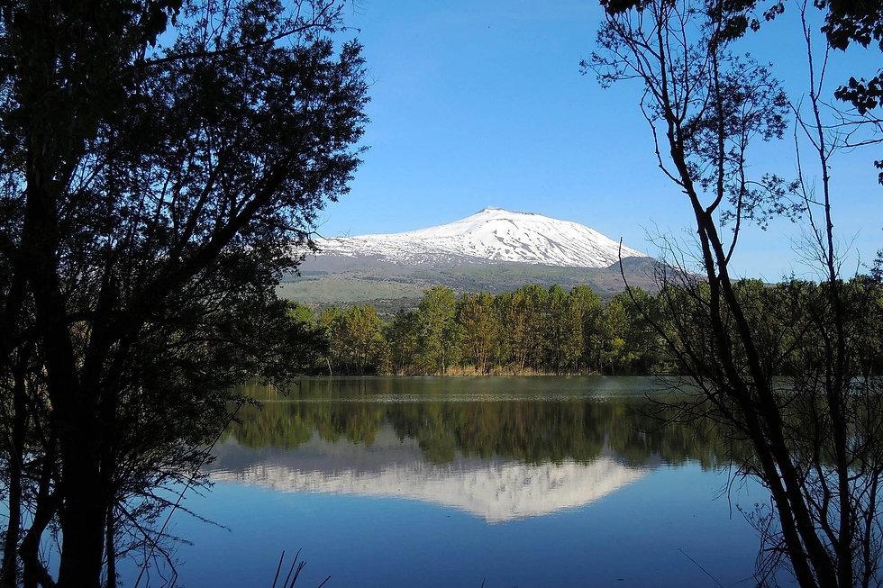 Etna Lake Trail