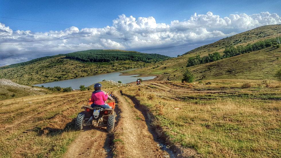 Quad Bike Tour Nebrodi