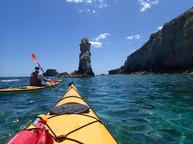 Sea Kayak Catania