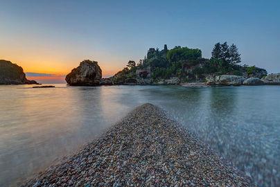 Isola Bella, Viaggio in Sicilia