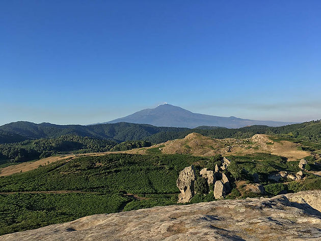 Things to do in Montalbano Sicily, Megaliths