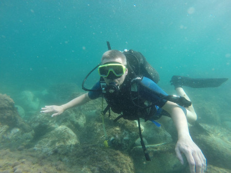 Scuba Diving Session for Beginners