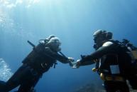Divers meet, Catania Diving