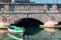 Ponte Umbertino, Ortigia