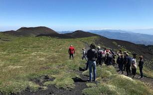 Percorso crateri laterali, Etna in Jeep