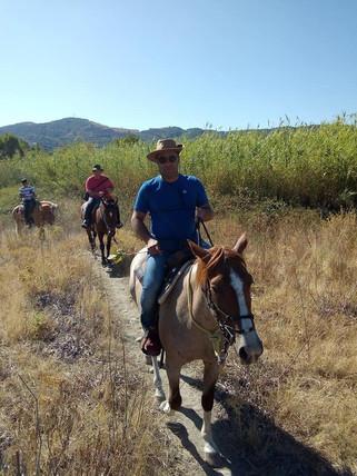 Instructor, Alcantara Horse Ride