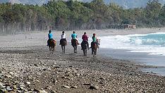 Passeggiata a Cavallo sulla Spiaggia Sicilia