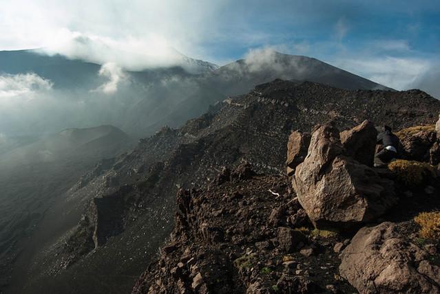 Rocce Vulcaniche, Etna